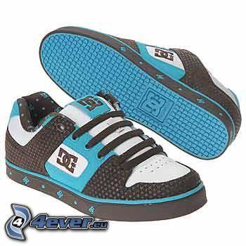 DC Shoes, zapatos deportivos