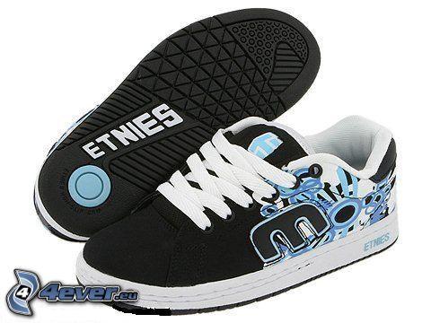 Etnies, zapatos deportivos