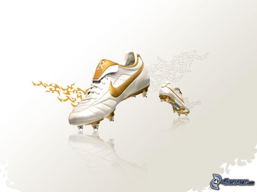 Nike, botas de fútbol