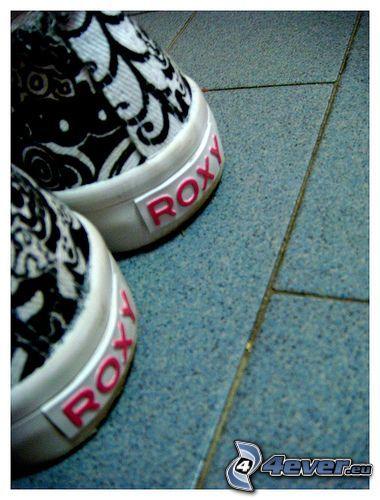 Roxy, zapatos deportivos