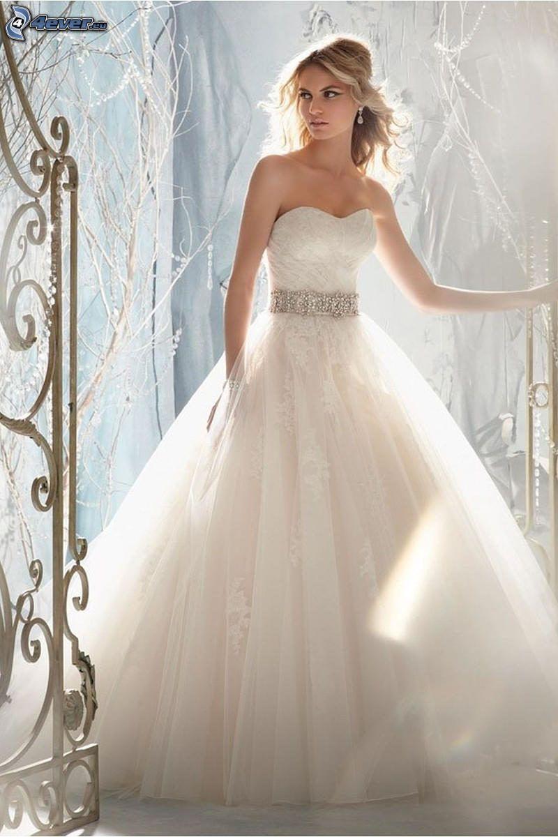 vestido de novia, novia