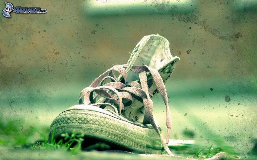 zapatilla de deporte, Converse