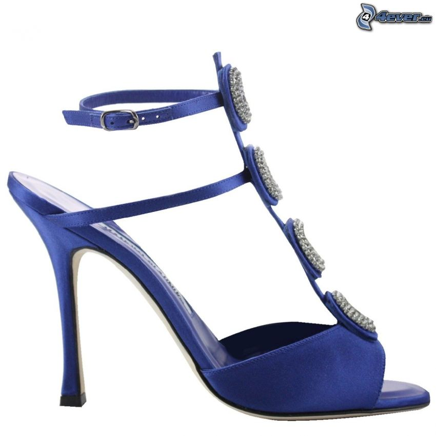 zapatos de Manolo Blahnik