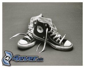 zapatos deportivos, Converse