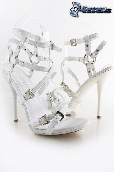 zapatos de gala, zapato, tacón