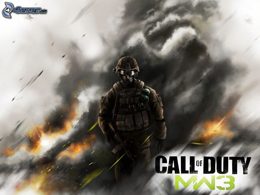 Call of Duty, Modern Warfare 3