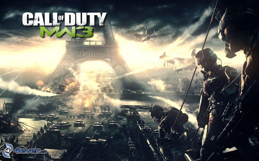 Call of Duty, Modern Warfare 3