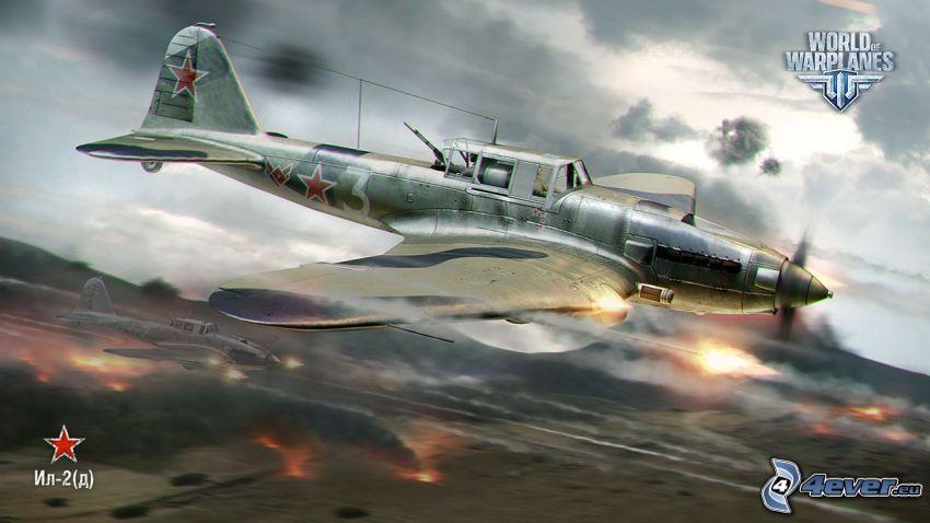IL-2, World of warplanes