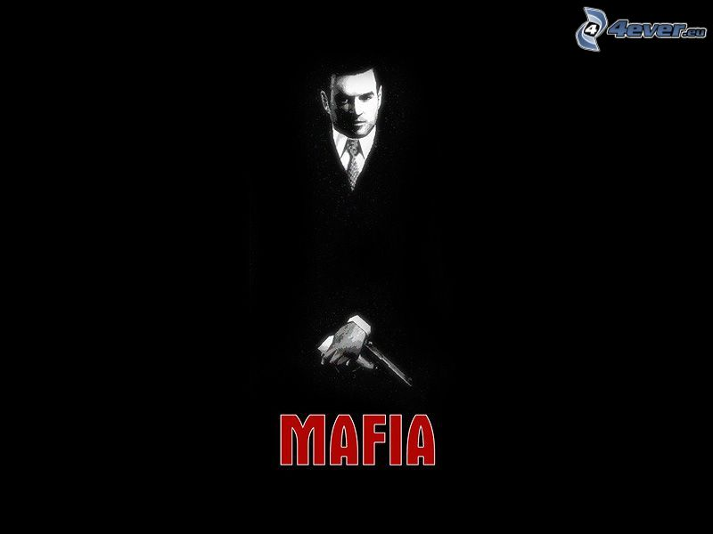 Mafia, juego