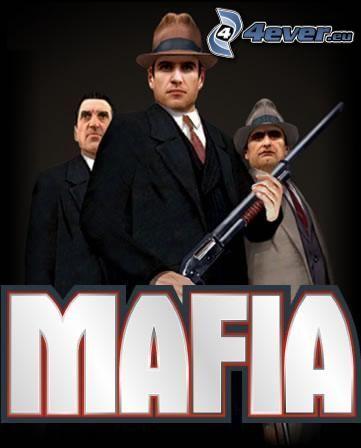 Mafia, Tommy, Paulie
