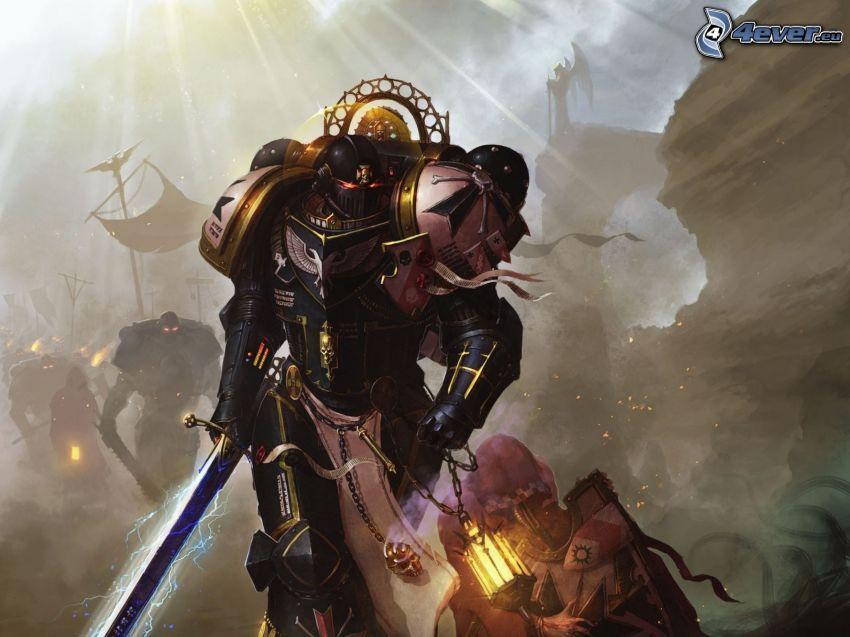 Warhammer, guerrero fantástico