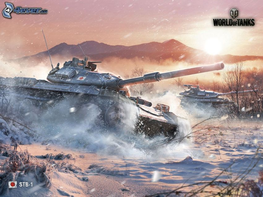 World of Tanks, nieve