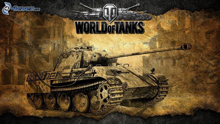 World of Tanks, panther