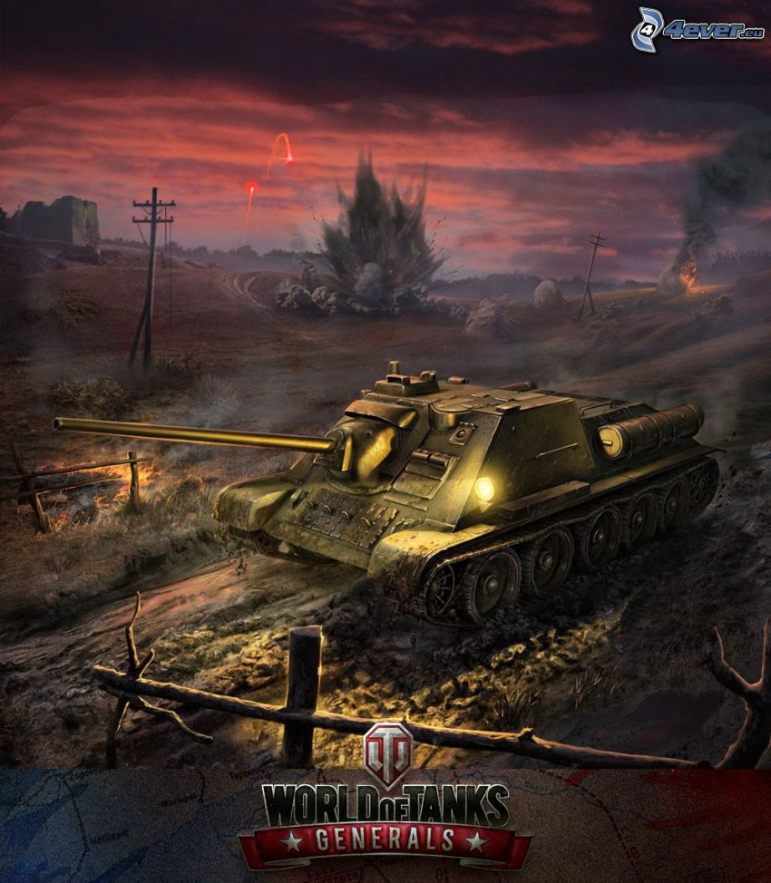 World of Tanks, SD-100