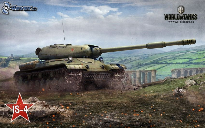 World of Tanks, tanque