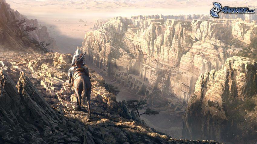 Assassin's Creed, arrecife