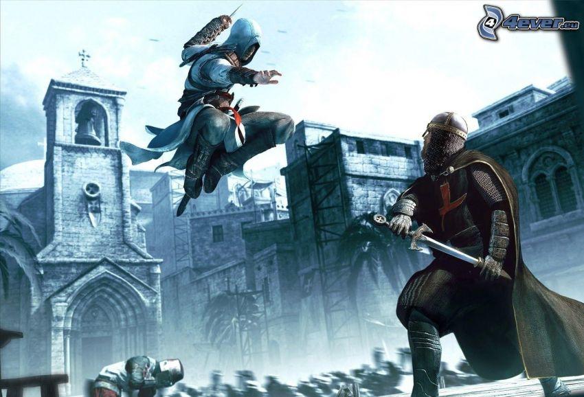 Assassin's Creed, caballero