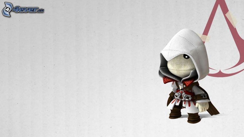 Assassin's Creed, peluche