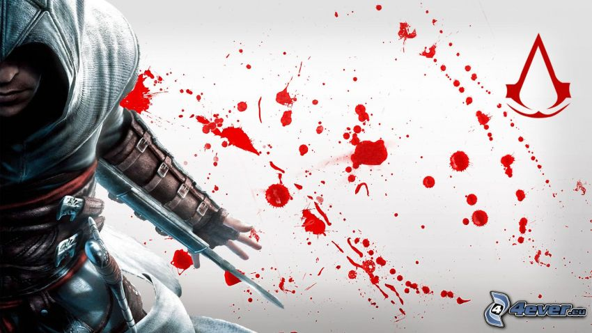 Assassin's Creed, sangre