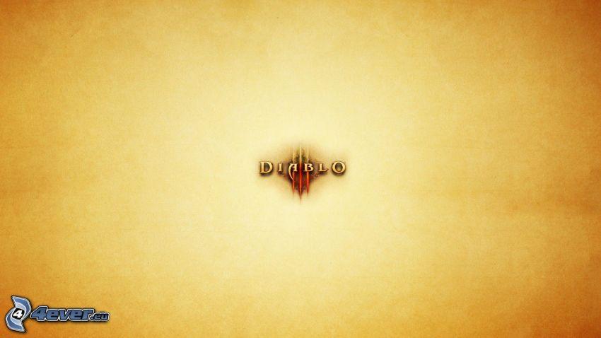 Diablo 3, logo