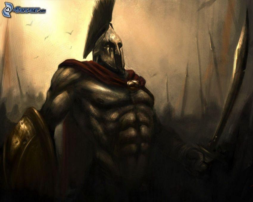 Final Fantasy, guerrero fantástico