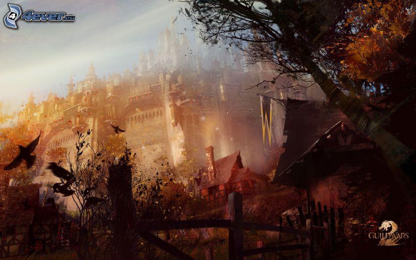 Guild Wars 2, Edad Media