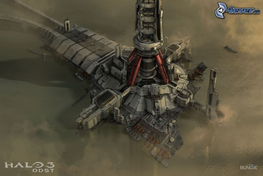 Halo 3: ODST, base