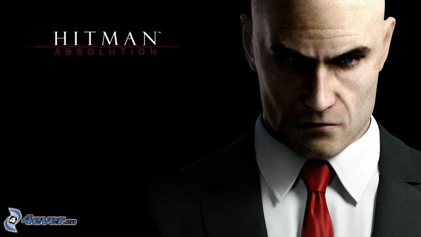 Hitman: Absolution, hombre en traje