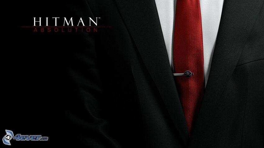Hitman: Absolution, traje, corbata