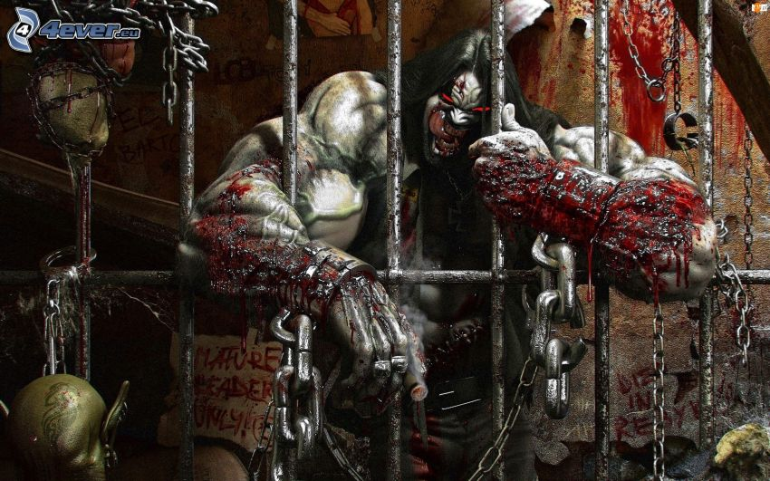 Juegos de PC, prisionero