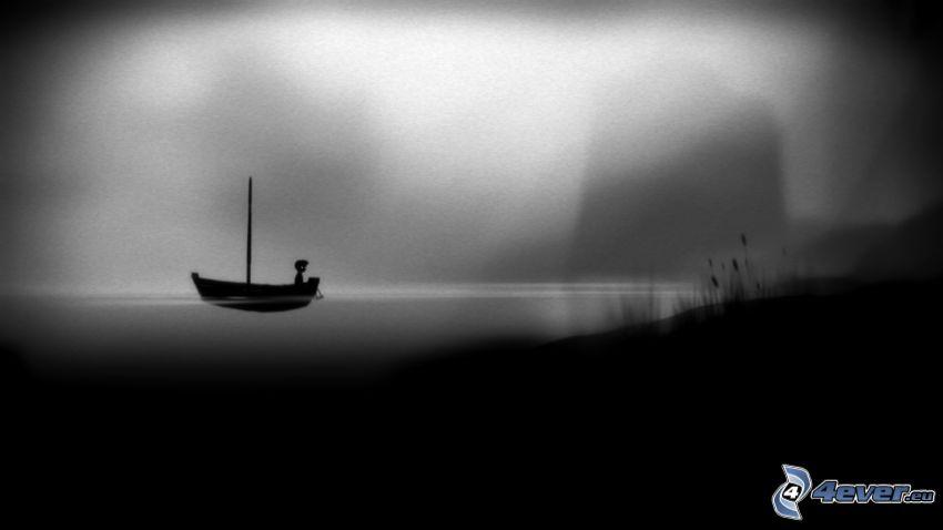 Limbo, barco