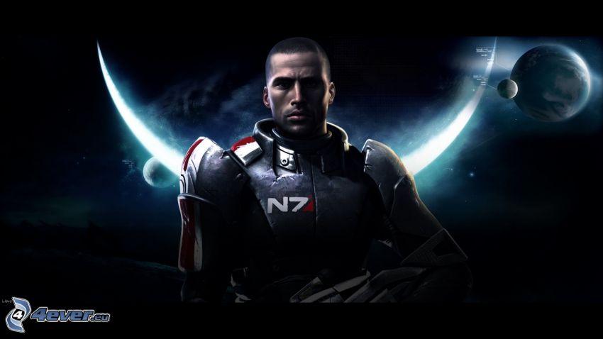 Mass Effect 2, planetas