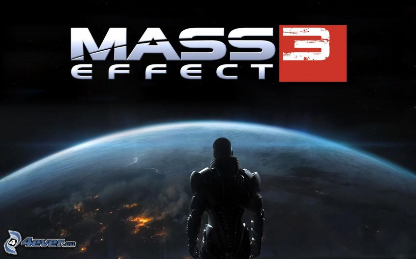 Mass Effect 3, planeta