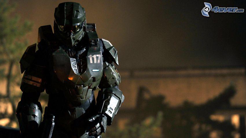 Master Chief - Halo 4, armería
