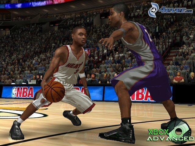 NBA, Xbox, baloncesto