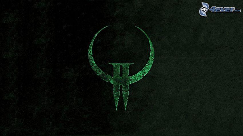 Quake II, logo