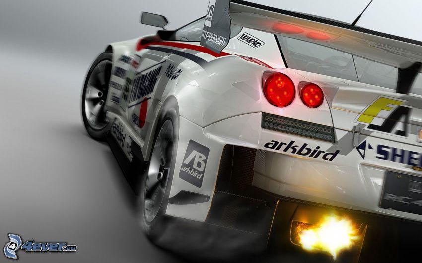 Ridge Racer 7 CG