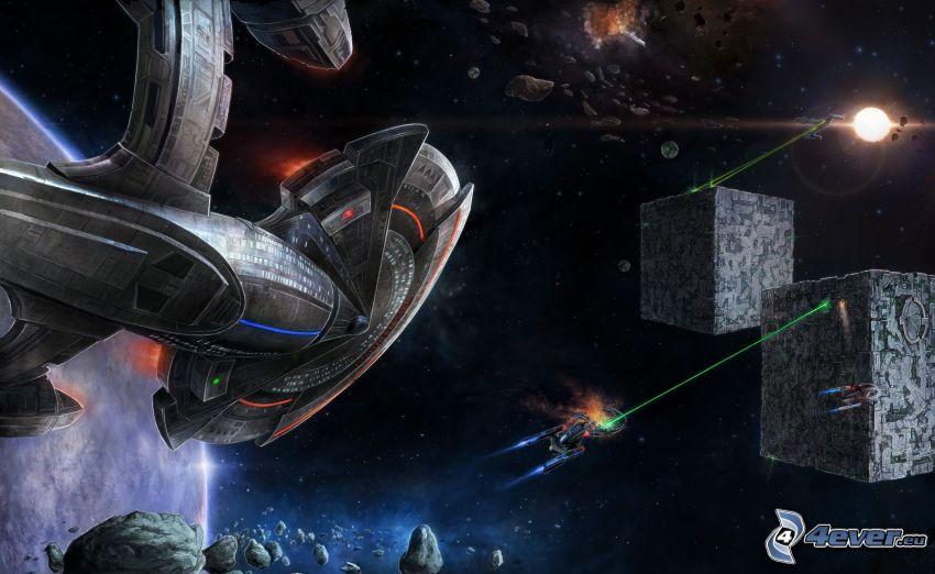 Star Trek, ciencia ficción