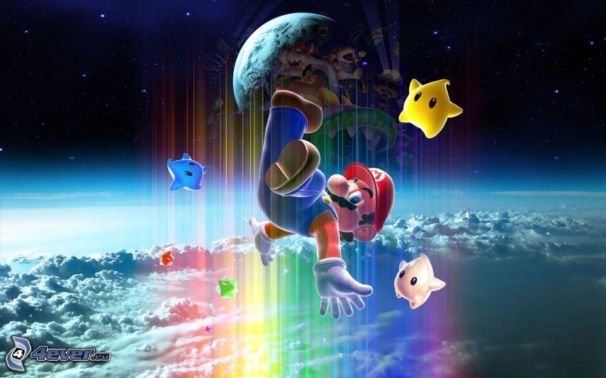 Super Mario, universo