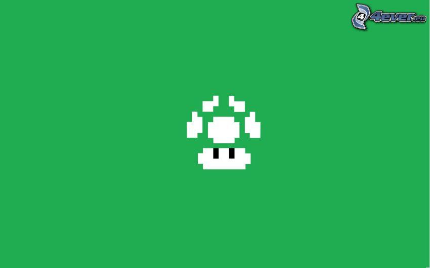 Super Mario, vida