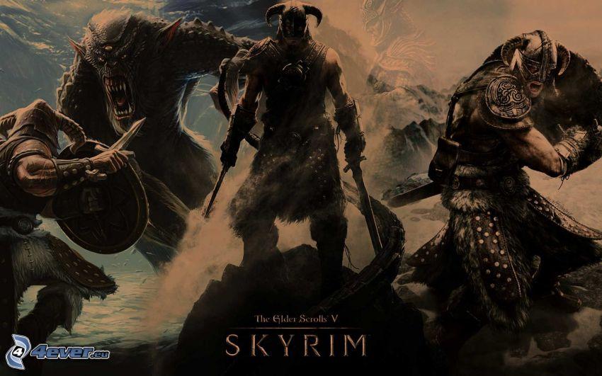 The Elder Scrolls Skyrim