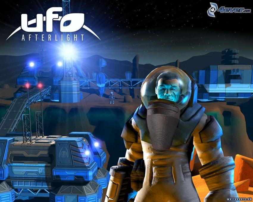 UFO, juego