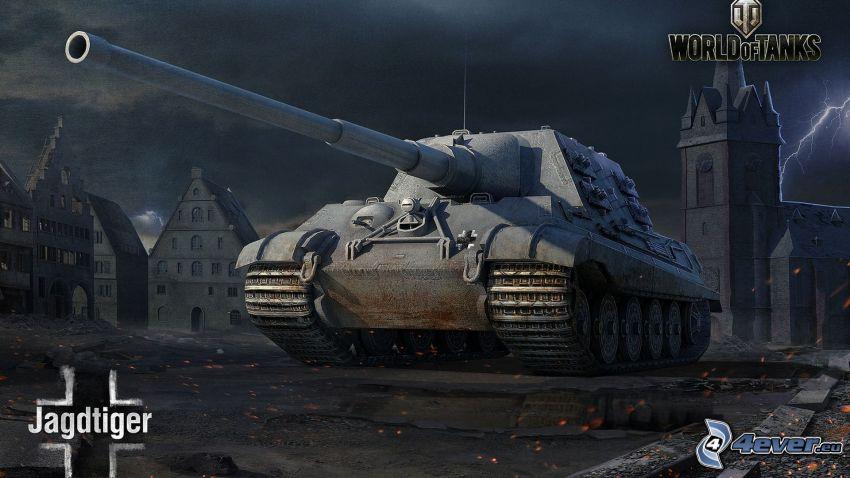 World of Tanks, Jagdtiger