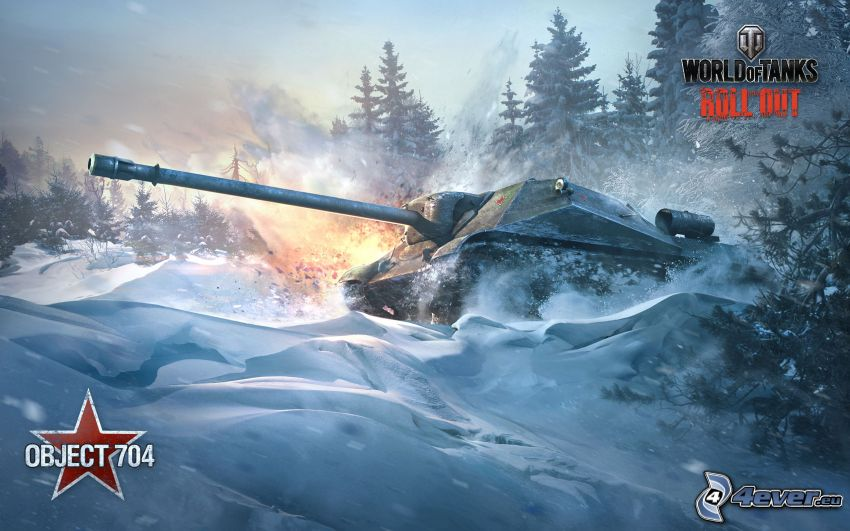 World of Tanks, nieve