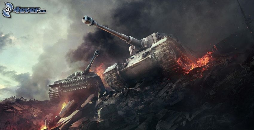 World of Tanks, Tiger