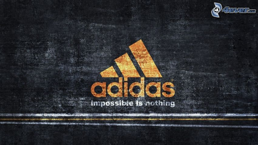 Adidas, Impossible Is Nothing, logo