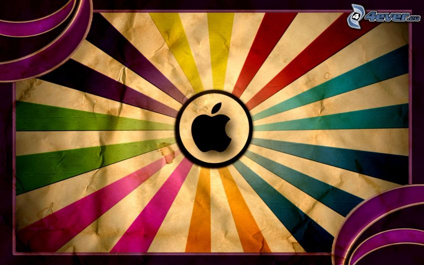 Apple, bandera
