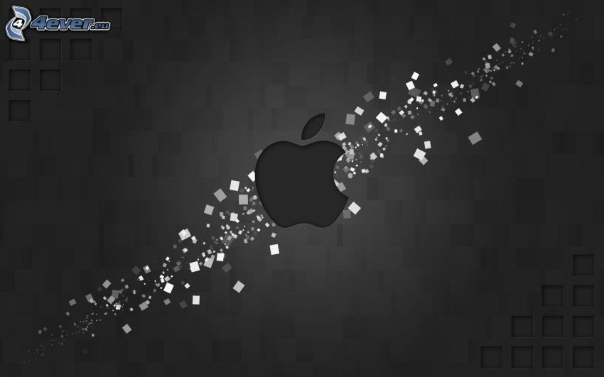 Apple, cubos