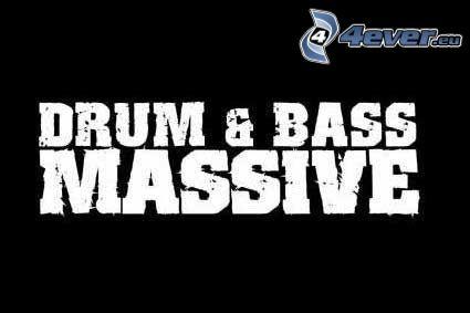Drum & Bass, D'n'B, música