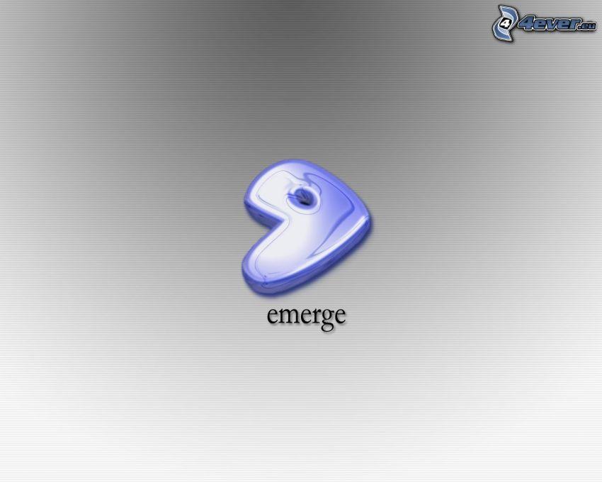 emerge, Linux